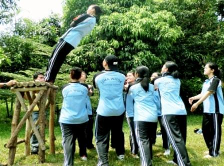 Paket Outbound Team Building di Puncak - Bogor Untuk Kantor / Perusahaan