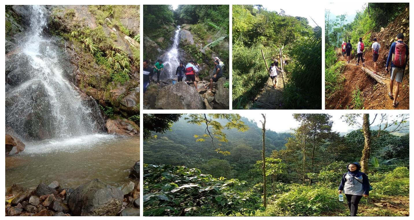hiking curug karimata sentul