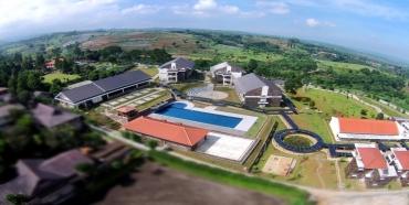 Lokasi Outbound  Villa Bukit Pancawati