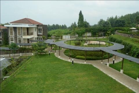 Villa Bukit Pancawati