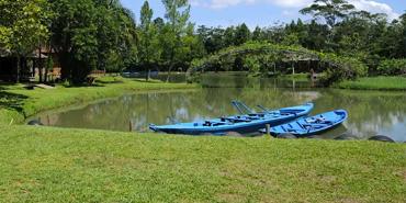 Lokasi Outbound Talaga Cikeas