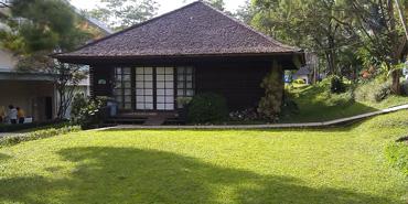Lokasi Outbound Puncak D'Agape Residence