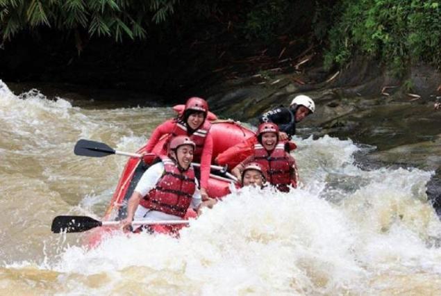 Arung Jeram di Bogor, Wisata Andrenalin Bagi Yang Menyukai Tantangan