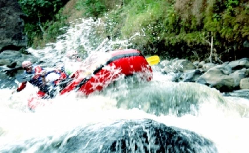 rafting citatih